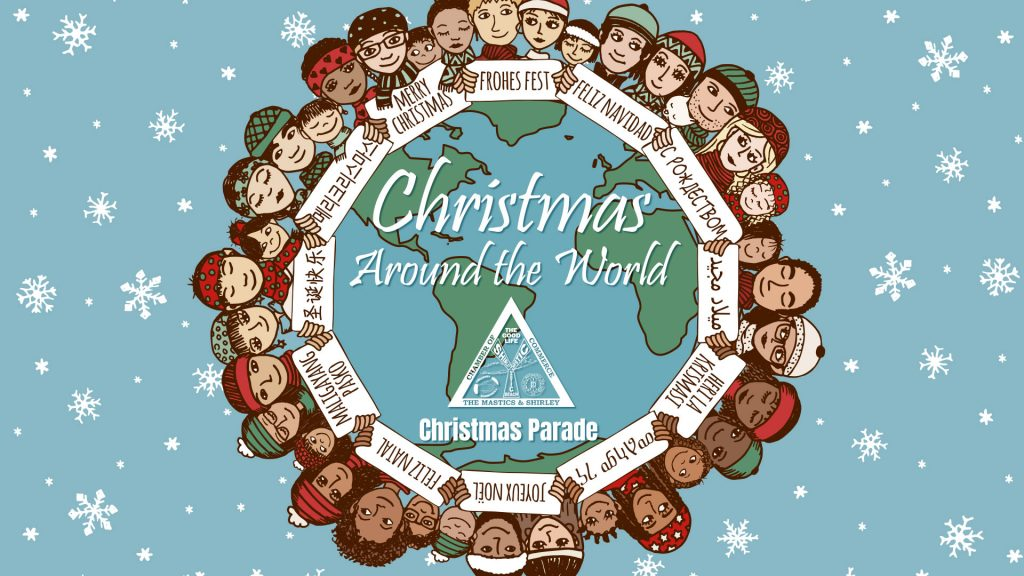 Christmas Around the World Parade