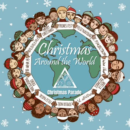 """49th Annual Christmas Parade - """"Christmas Around the World!"""" @ South Port Shopping Center to the Mastic Fire House"""