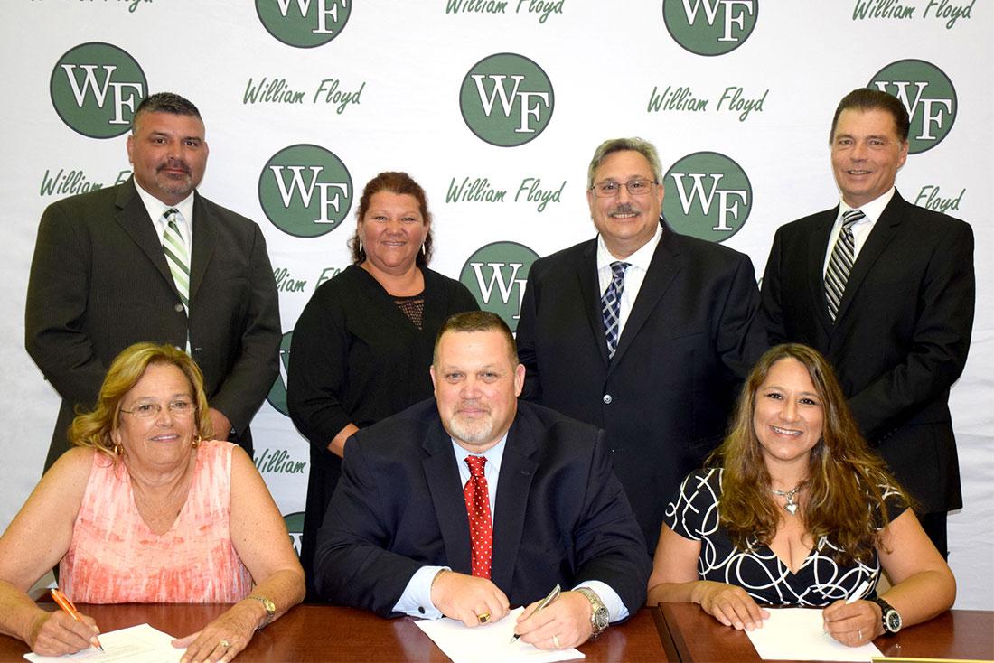 The William Floyd School Board