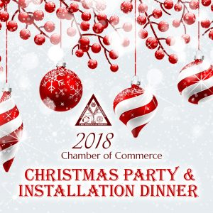 2018 Christmas Party & Installation Dinner