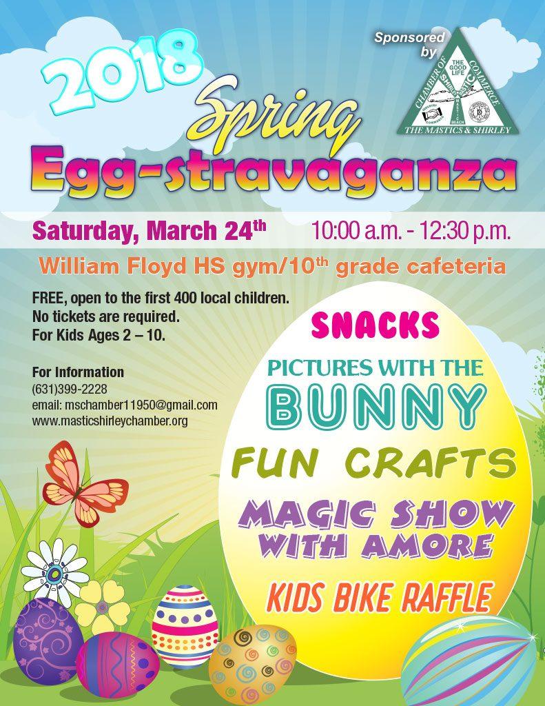 2018 Spring Egg-stravaganza