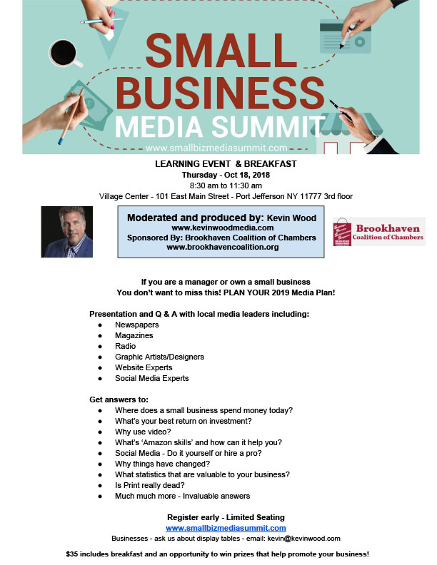 Small Business Media Summit