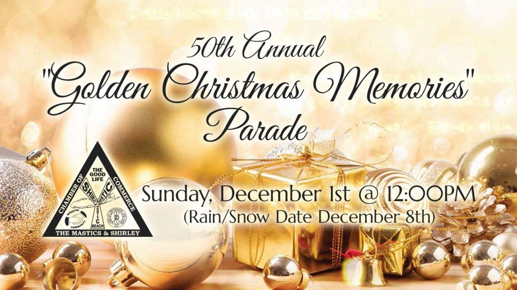 "50th Annual ""Golden Christmas Memories"" Parade"