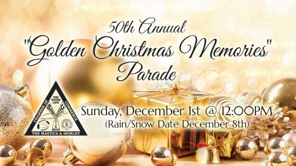 "50th Annual ""Golden Christmas Memories"" Parade"